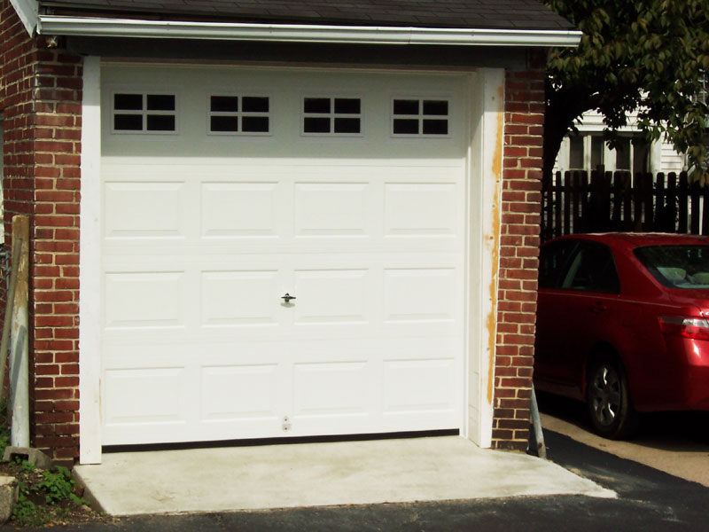 Raised Panel Garage Door Installation Gallery & Raised Panel Installation - New Holland Garage Door LLC ... Pezcame.Com
