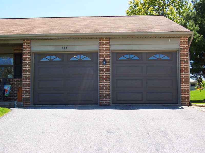 Before And After New Holland Garage Door Llc
